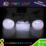 LED Furniture Lighted Multicolor Changing Bar Chair