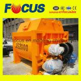 2013 Canton Fair Hot Sale JS2000 Cement Mixer