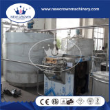 Two Stage 1000L/H Milk Homogenizer Unit with Movable Castor