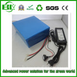 Portable Solar Street Light Li-ion Battery 12V 8ah 2A Charger