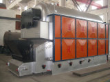 Single Drum Industrial Hot Water Steam Boiler with Coal-Water Slurry Fired
