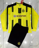2016/2017 Borussia Dortmund Long Sleeve Football Kits