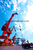 Gantry Crane with Rope Grab for Bulk Cargo