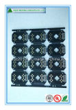 Small LED PCB Board with Black Soldermask