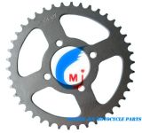 Motorcycle Parts Rear Sprocket for Ax100