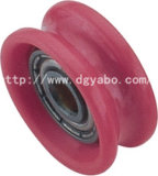 Ceramic Wheels Wire Roller Bearing Pulley Guide Roller