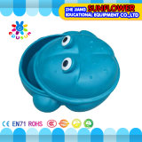 Garden Fun Play Plastic Frog Sand Water Plate Children Toys Kindergarten (XYH-12083-3)