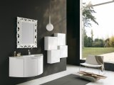 2015 New Design PVC Bathroom Vanity Pr-V4008