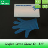 Blue Disposable Surgical TPE Glove