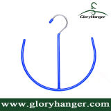Hot Sale PVC Cotaed Metal Hanger for Scarf