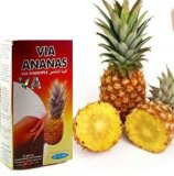 High Quality Weight Loss Via Ananas Super Fast Slimming Capsule