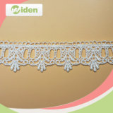 Hot Selling Water Soluble Embroidery Swiss Guipure Lace for Party