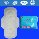 Cotton Sanitary Napkins for Ladies Sanitary Pad From China Products From Factory (YT124)
