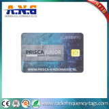 Dual Interface / Combi Radio Frequency Identification Card FM1208 CPU