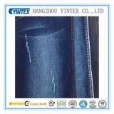 "57"" Blue+Grey Cotton Viscose Polyester Spandex Denim"