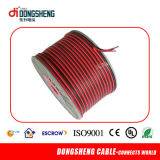 Transparent Speaker Wire for Audio Device/Speaker/Electrical Equipment, CE Certified Speaker Cable