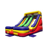 2015 New Design Hot Sales Inflatable Rainbow Slide (Slide-111)