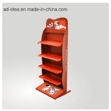 Free Standing Display Stand/Metal Advertising Stand (AD-0801-B)