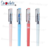 Refiller Liquid Ink Roller Ball Pen X88 with Snowhite 0.5mm Needle Tip