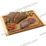 Bamboo Chopping Board for Steak Serving