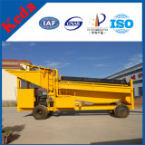 Mobile Trommel Gold Wash Plant