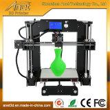 Cost-Effective High Quality Rapid Prototype DIY Desktop Fdm 3D Printer