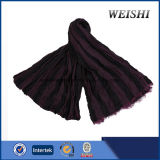 High Quality 20% Wool 80%Modal Printing Scarf