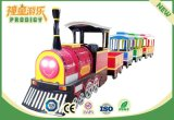 Amusement Park Kid Rides Electric Tourist Trackless Train for Sale