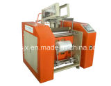 Full Automatic PE Stretching Film Rolls Rewinder Machine