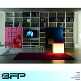 Customized Living Room Furniture Bookcase Cabinet TV Stand