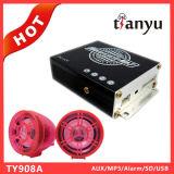Motor Parts USB Unique Motorcycle MP3 Alarm Audio