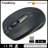 Attractive 3keys 2.4G Mini Wireless Optical Mouse