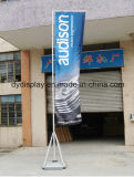 Outdoor Giant 5m Flagpole with Water Base for Advertising Stand