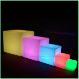 LED Cube Furniture Wholesale Lounge Furniture Cubes