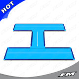 FM New Design Dwf Mateial Customized Infatable Air Tumble Track