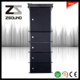 Small Enclosure Dual 15 Inch Subwoofer Line Array Speaker