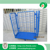 Customized Storage Wire Mesh Cage for Warehouse with Ce