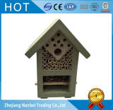 Unique Design Colored Outdoor Use Wooden Bee Houses