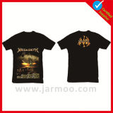 Custom Free Design T-Shirt for Promotion and Advertising