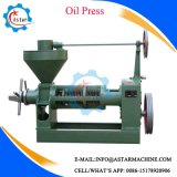 Screw Type Rice Bran Soybean Oil Press