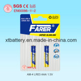 Environment -Friendly Super Alkaline Dry Battery (LR03 AAA, Am-4)