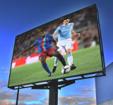 Advertising Outdoor Full Color Visual LED Display (P10, P8, P6, P5) with Low Factory Price