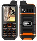 "2.4"" Vkworld Stone V3 Plus Mobile Phone 4000mAh Waterproof Cellphone"