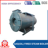 Diesel Oil & Natural Gas Fired Boiler with Steam Turbine