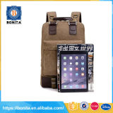 Factory New Design Leisured Teenager Canvas Backpack