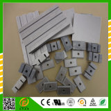 Thick Rigid Mica Parts with Competitive Price in Worldwide Markets