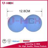 6.4cm Dual Silica Gel Yoga Ball