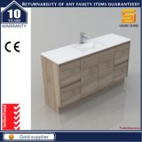 60′′ MDF Melaimine Bathroom Vanity Cabinet with Single Wash Basin