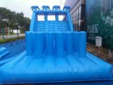 Best Choice in Beach Anti-UV Inflatable Water Slide (HD-002)