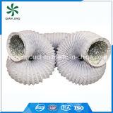 White Color Combi PVC Flexible Duct for Air Conditioning/HVAC Systems & Parts